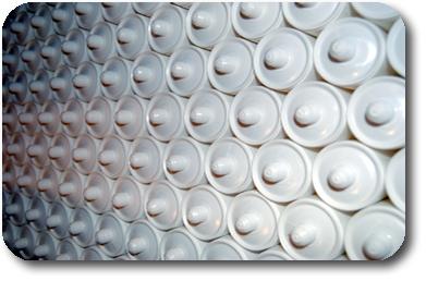 Cartucce per silicone, produzione CAF srl